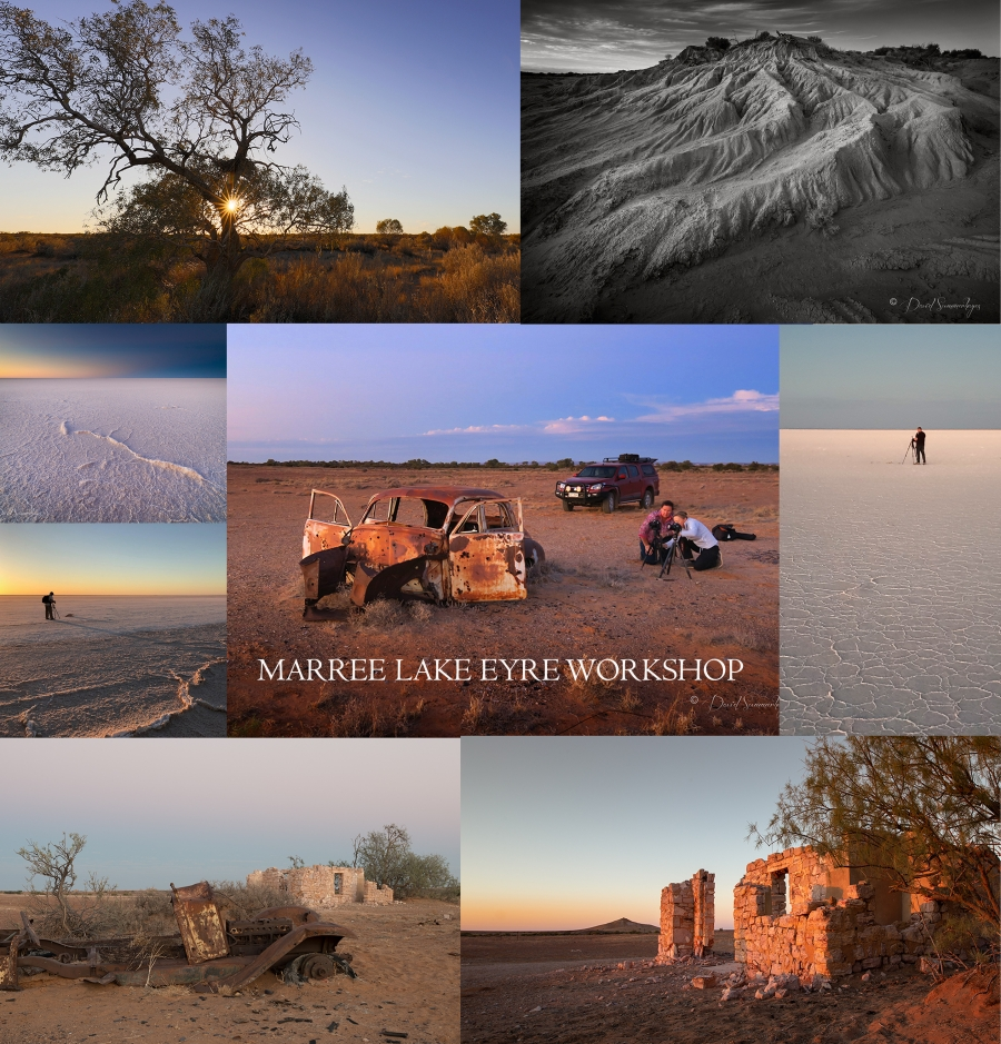 Marree Lake Eyre Workshop April 2018 second one